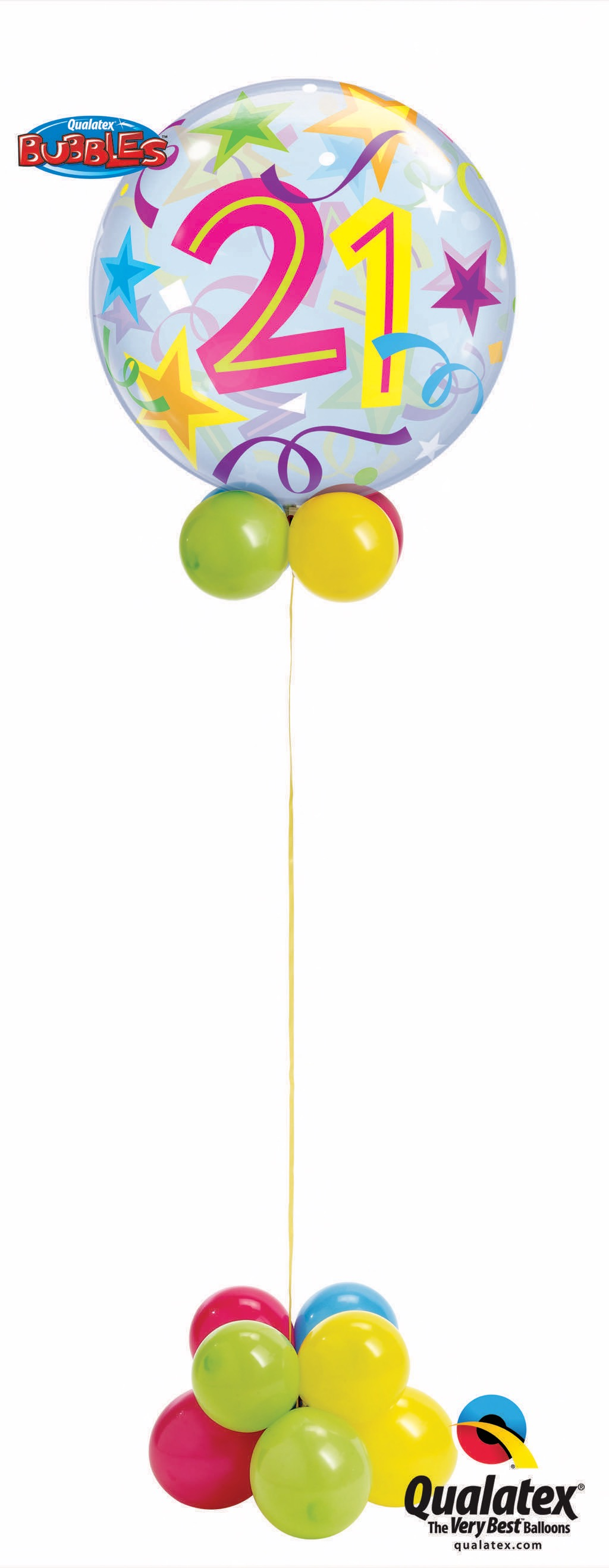 Helium Balloon Display