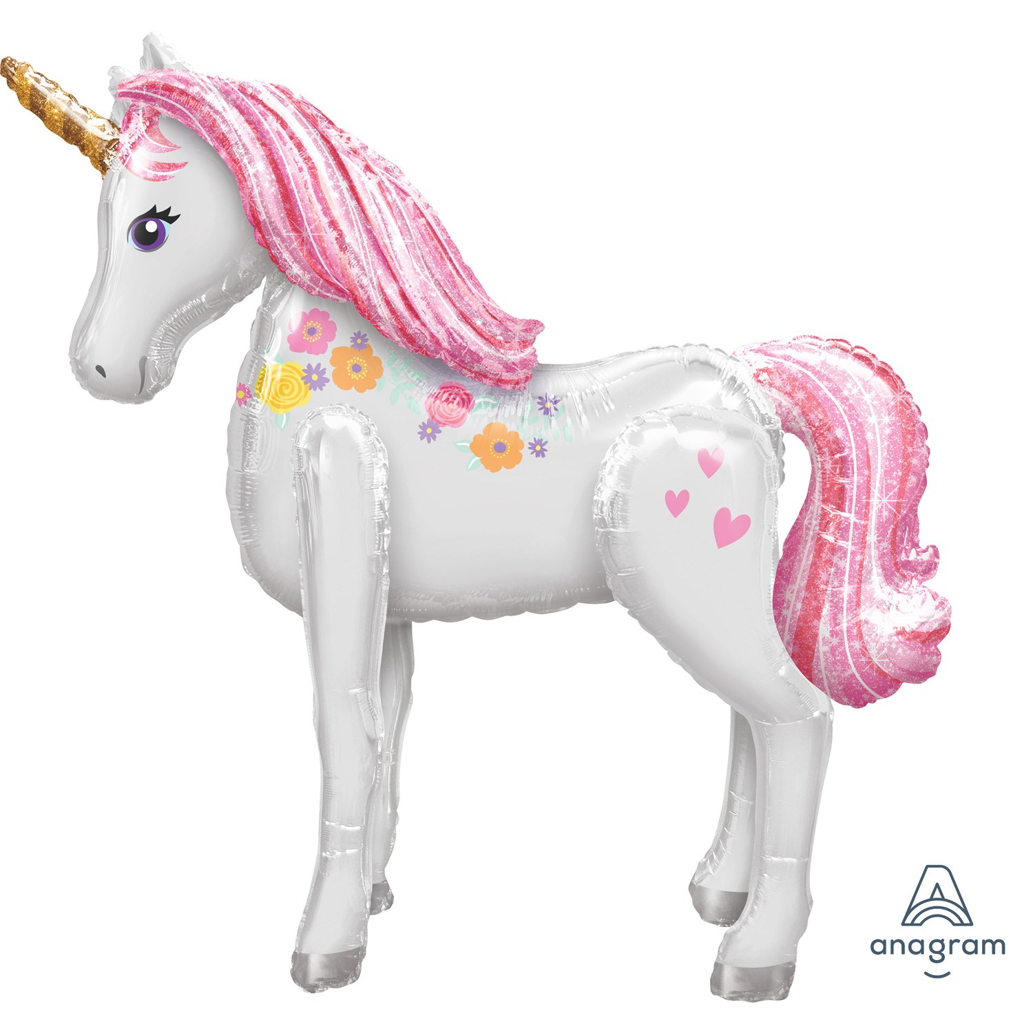 Magical Unicorn Airwalker Balloon