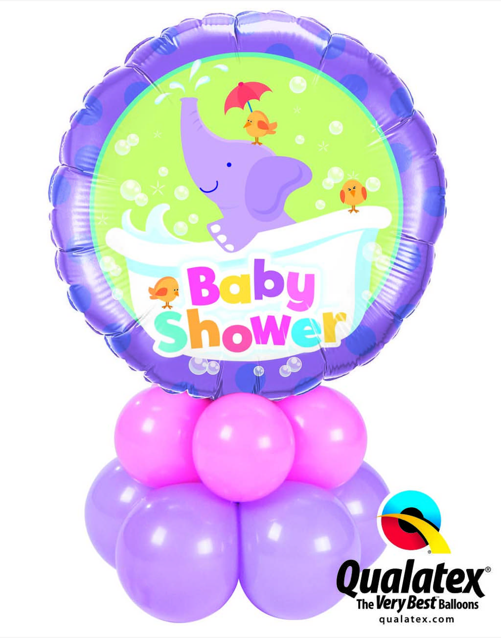 Baby Shower Elephant Mini