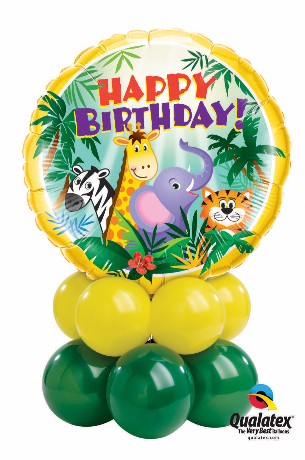 Jungle Birthday mini