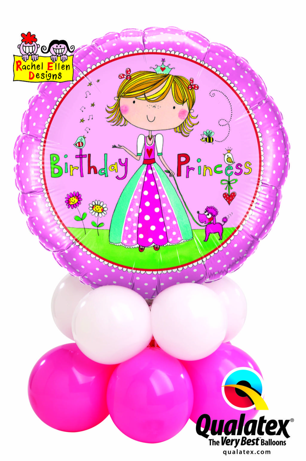 Rachel Ellen Birthday Princess Mini
