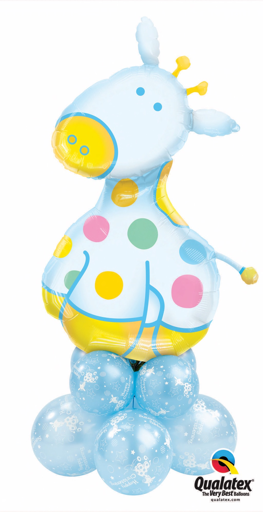 Christening boy Giraffe super