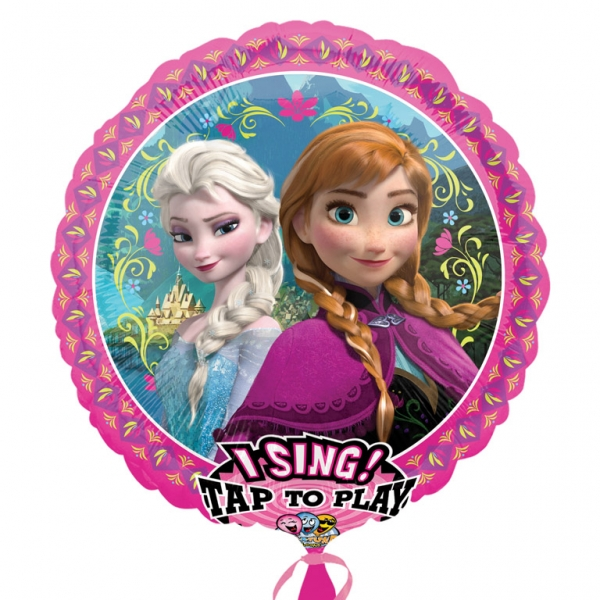 Frozen Giant Singing Balloon
