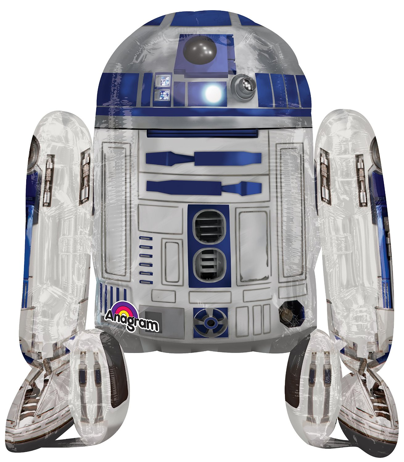 Star Wars R2d2 Air Walker Balloon