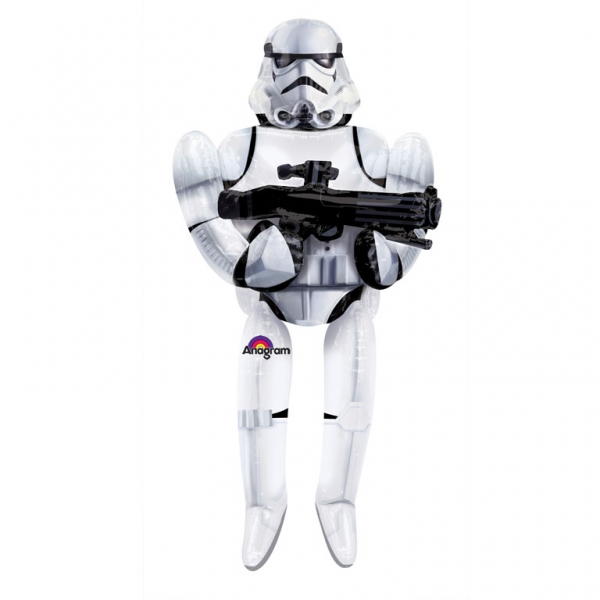 Star Wars Storm Trooper Air Walker Balloon